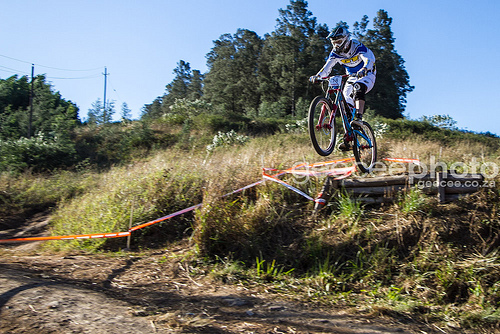 Harties Cableway DH track
