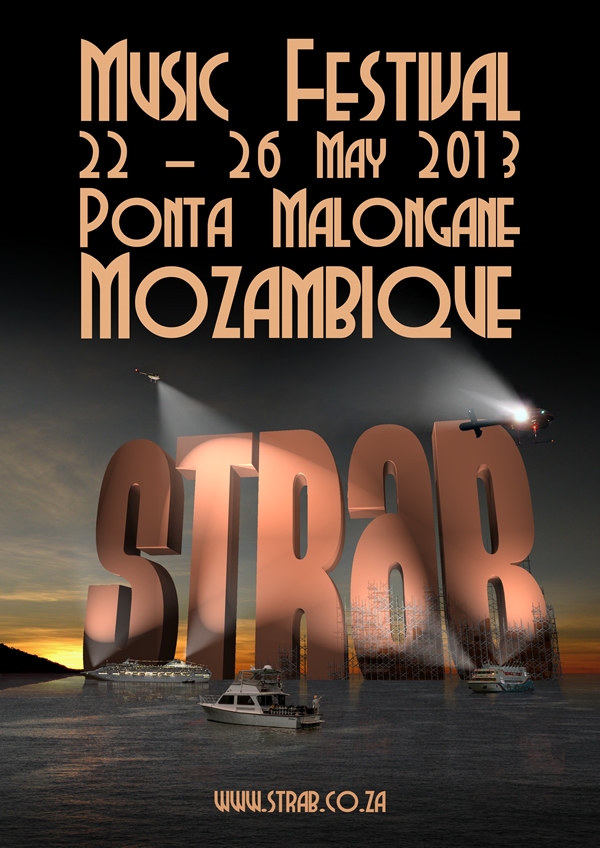 Music Festival in Mozambique – STRAB