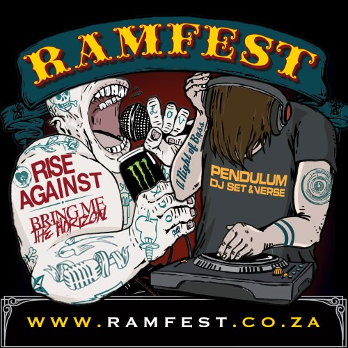 Bad News from Ramfest – around the corner