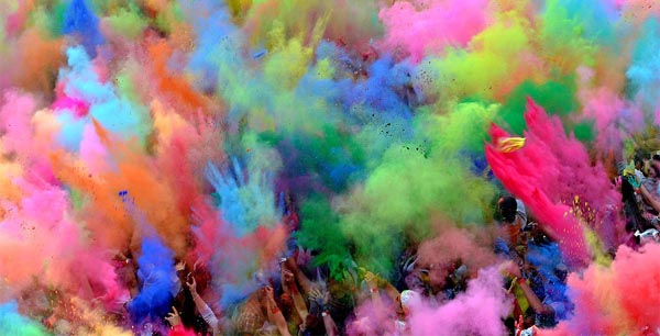 Colour Festival Durban 2013 – Photos