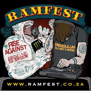 Ramfest – Cape Towns Setlist, what will Durban and Jo'Burg get to hear ??