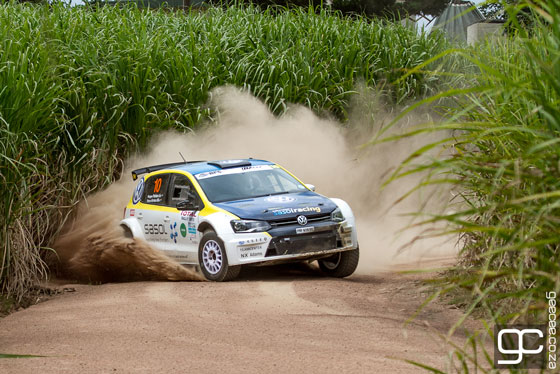2013 Total Rally – KZN