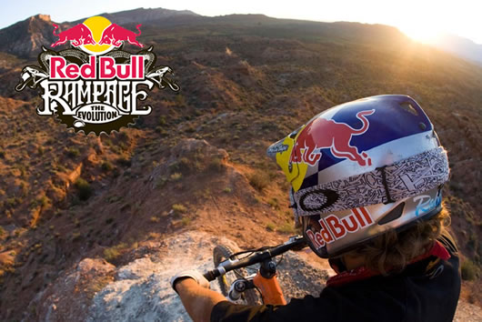 Top 5 – Crashes and Best Moments – Redbull Rampage
