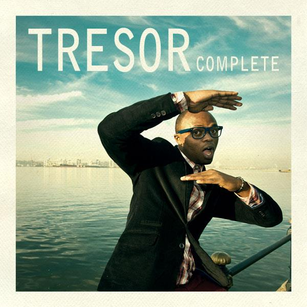 Tresor Riziky releases his single 'Complete' for download