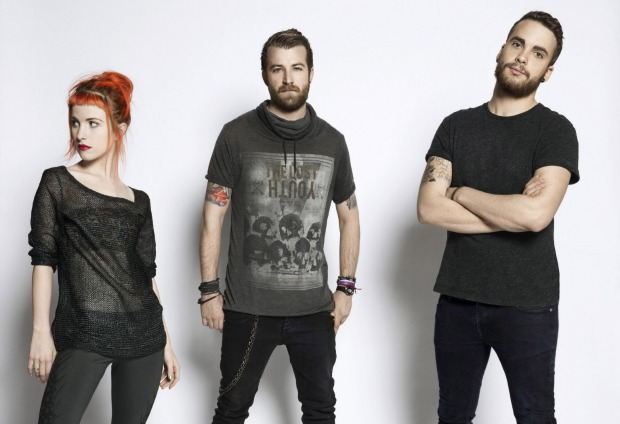 Paramore stream side D of new album
