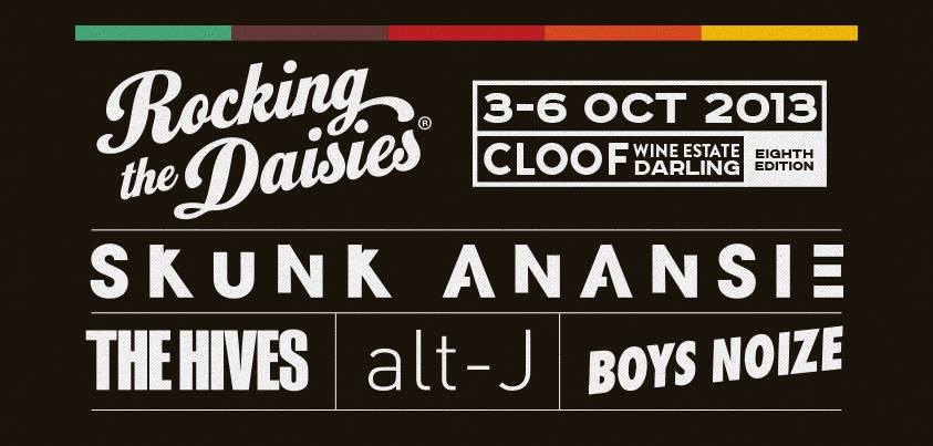 Rocking the Daisies – International Acts confirmed