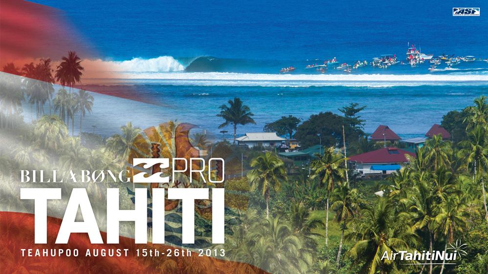 Billabong Pro Tahiti Results