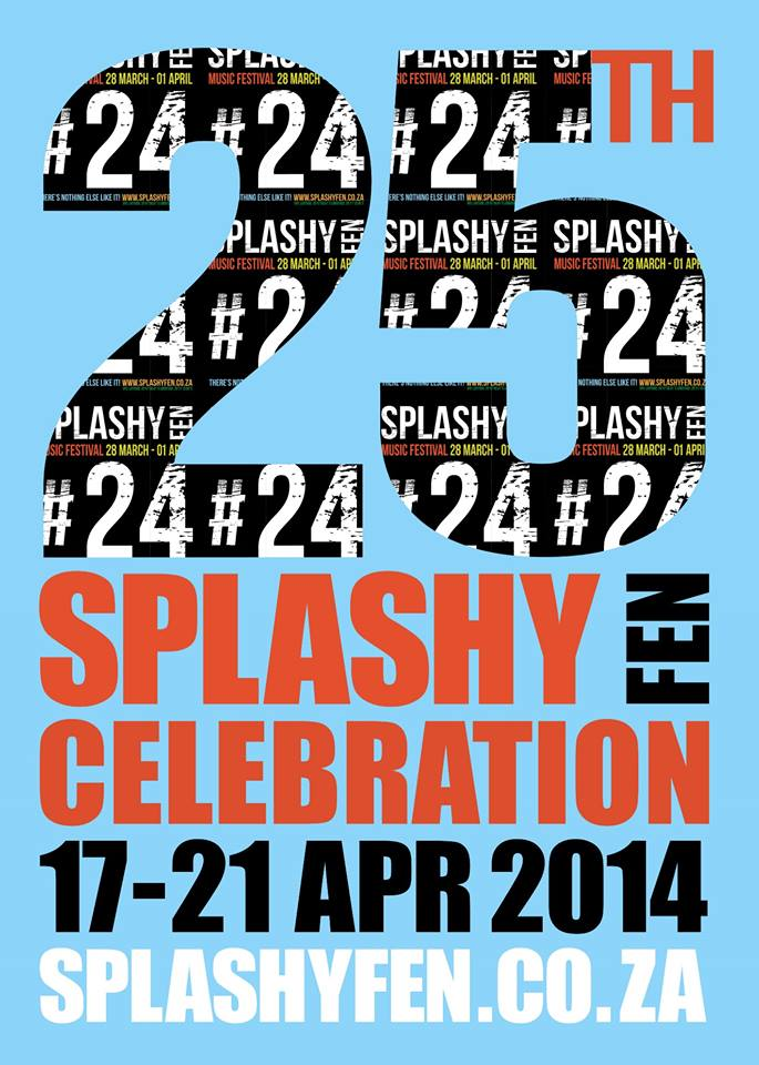 25th Splashy Fen – 75 Days to go and Counting…