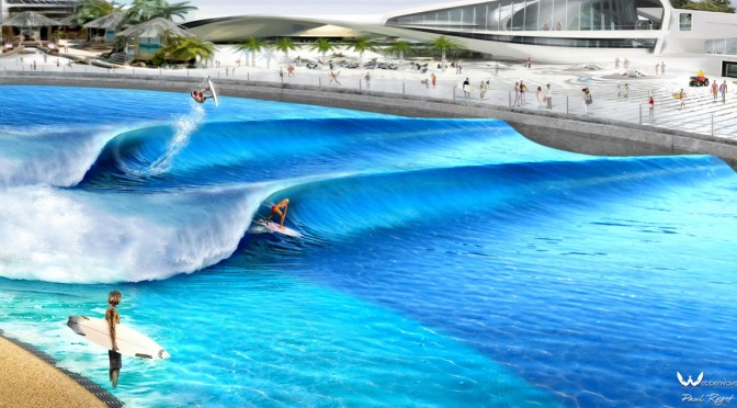 Webber Surf Pool – South Africa on the cards