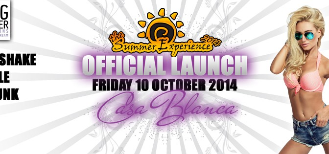 BIG DREAMER SUMMER EXPERIENCE OFFICIAL LAUNCH PARTY
