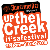 Jägermeister presents Up the Creek 2015 – it`s a festival