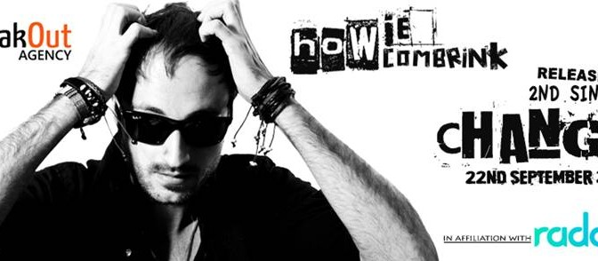 Howie Combrink returns with his brand new single, 'Change'