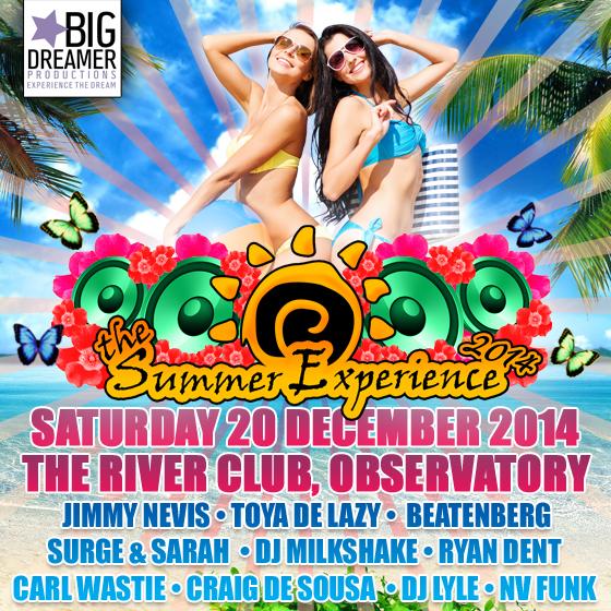 BIG DREAMER-SUMMER EXPERIENCE-MAIN PARTY 2014-PTT