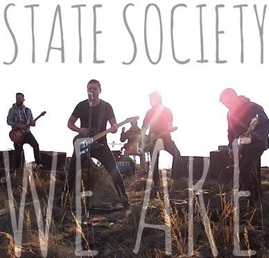 STATE SOCIETY LAUNCH VIDEO FOR NEW SINGLE 'WE ARE'