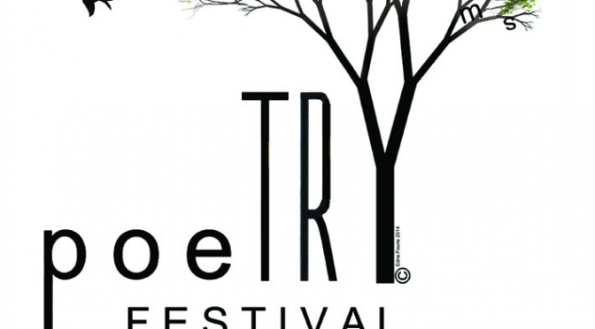 THE McGREGOR POETRY FESTIVAL 2015 'GROWING POETRY'