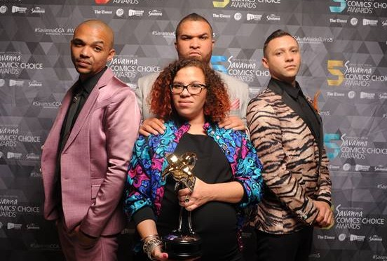HERE THEY ARE – SA'S TOP COMEDIANS! PRESENTED AT THE SAVANNA COMICS' CHOICE AWARDS 2015