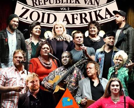 Republiek van Zoid Afrika Volume 2 CD and DVD is here!