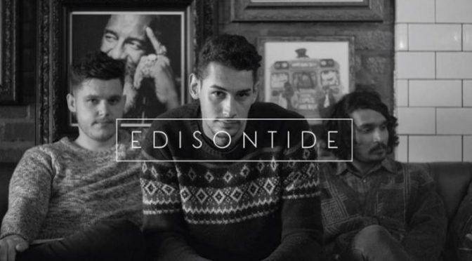 EDISONTIDE Release Their First Single 'The Conspirator'