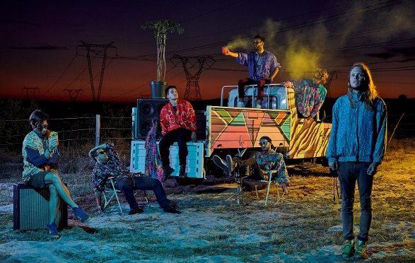 Grassy Spark Release 'Here I Am' Single & Music Video 'Portal'