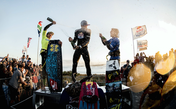 Riders announced for Red Bull King of the Air 2017