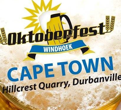 Windhoek Oktoberfest Hillcrest Quarry 21 and 22 October