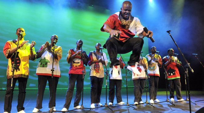 LADYSMITH BLACK MAMBAZO TO PERFORM AT ATKV OESFEES 2017